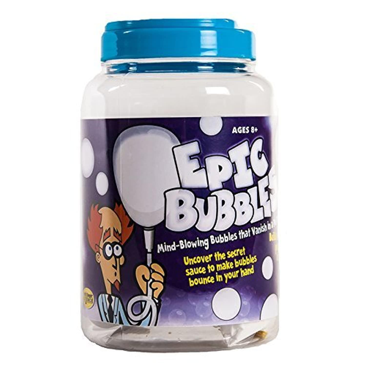BE AMAZING TOYS EPIC BUBBLES (Set of 3) by Unknown [並行輸入品]