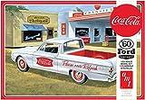 AMT 1/25 1960 フォード ランチェロ コーク・クーラーボックス付き プラモデル AMT1189