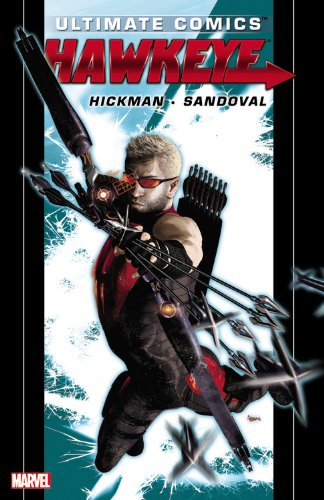 Download Ultimate Comics Hawkeye by Jonathan Hickman 0785157441