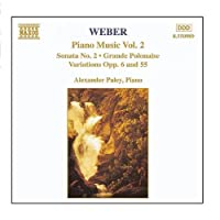 Weber:Piano Works Vol.2