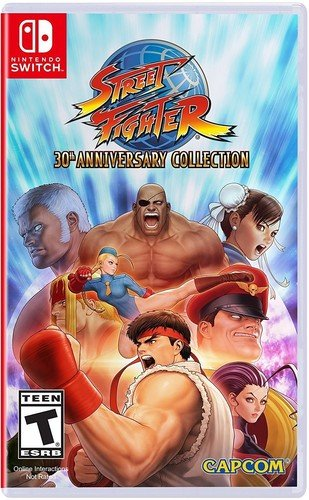 Street Fighter - 30th Anniversary Collection (輸入版:北米) - Switch