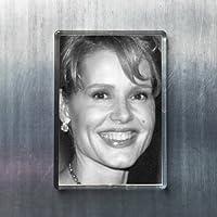 GEENA DAVIS - オリジナルアート冷蔵庫マグネット #js002