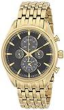 セイコー Seiko Men's SSC210 Analog Display Japanese Quartz Gold Watch 男性 メンズ 腕時計 【並行輸入品】