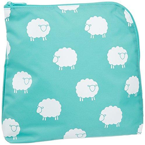 【消臭・防臭 2つの効果】アラキエル 消臭おむつポーチ sheep 415009
