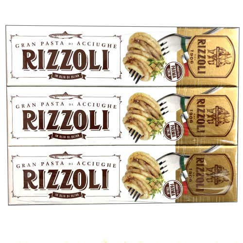 リッツォーリ アンチョビペースト 60g×3個 RIZZOLI イタリア アンチョビ アンチョヴィ