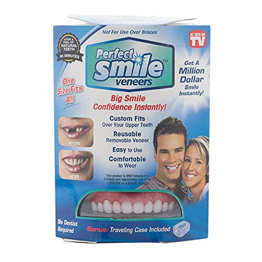 キャスト初期のどうしたのパーフェクトスマイルアッパーベニヤコンフォートフレックスホワイトニングデンチャーペースト偽歯-Innovationo