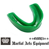 COBRA 薄型マウスピース(ケース付き) MOUTH GUARD GREEN