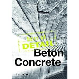 Beton/Concrete (best of DETAIL)