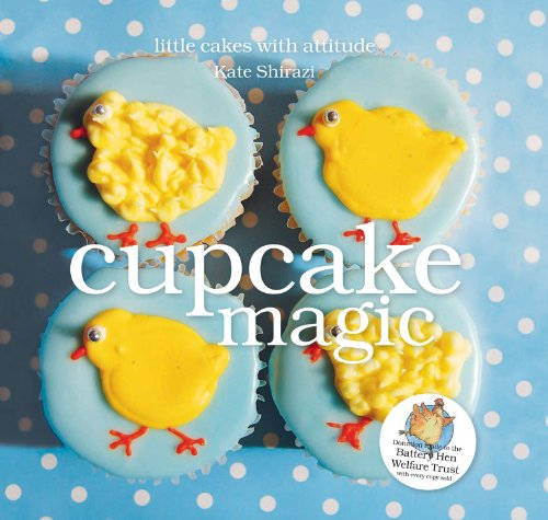 Cupcake Magic (The Magic Baking Series)