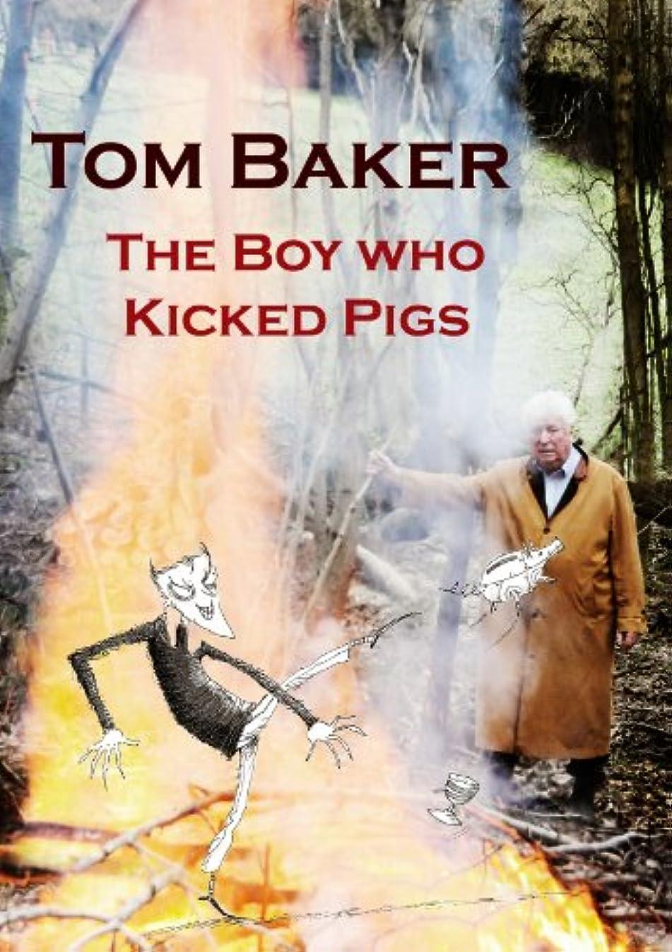 空気好き何もないThe Boy Who Kicked Pigs (English Edition)