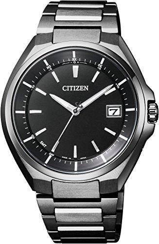 [シチズン]CITIZEN 腕時計 ATTESA アテッサ エコ・ドライブ電波時計 ダイレクトフライト 針表示式 CB3015-53E メンズ
