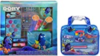 Disney Pixar Finding Dory 14 Piece Hair Accessory Set with Handbag and Beauty Cosmetic Kit [並行輸入品]