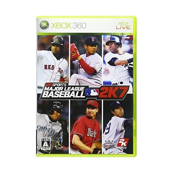 メジャーリーグベースボール 2K7 - Xbox360の商品画像