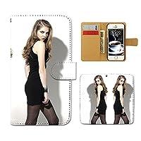 スマホケース 手帳型 SO-02F Xperia Z1 f sexy 手帳 ケース カバー セクシー SEXY 美女 女性 美人 D0274030060302
