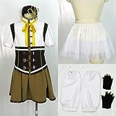 CXCOS AL0720 魔法少女まどか☆マギカ 巴マミ 風 コスプレ衣装