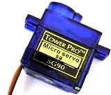 マイクロサーボ SG90 改良版 (2個入)