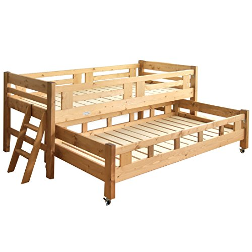 【機能性&おしゃれ!】今人気の親子ベッドおすすめランキング10選!