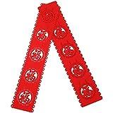 xinzhi バナー フラグ ホオジロ 不織布 贈り物 ウォール 吊り 飾る オーナメント ホームデコレーション 春祭り 幸せな新年