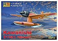 RSモデル 1/72 日本海軍 川西 E-15K 紫雲 プラモデル 92215