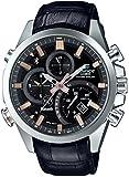 [カシオ]CASIO 腕時計 エディフィス TIME TRAVELLER スマートフォンリンクモデル EQB-500L-1AJF メンズ