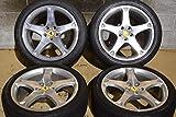 【中古】【タイヤ付きホイール 19インチ】Ferrari フェラーリ カリフォルニア 純正 マセラティ GT 19in【YK0331Z30K2-K6P4】