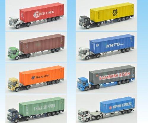 THEトレーラーコレクション 第6弾 Nゲージ 鉄道模型 TOMIX おもちゃ トミーテック(ノーマル10種セット)