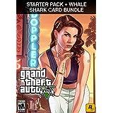 [価格改定] Grand Theft Auto V (日本語版) + 犯罪事業スターターパック+ Whale Shark Cash Card (GTAマネー $3,500,000) Pack|オンラインコード版