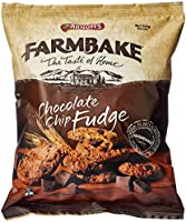 Arnott's Farmbake Chocolate Chip Fudge Cookies, 350 Grams