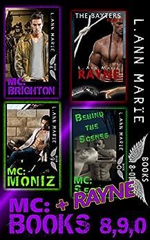 MC Boxed Set + Rayne: Books 8,9,0 + Baxters: Rayne by [Marie, L. Ann]