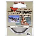 Kenko レンズフィルター MC プロテクター 46mm レンズ保護用 146217 画像