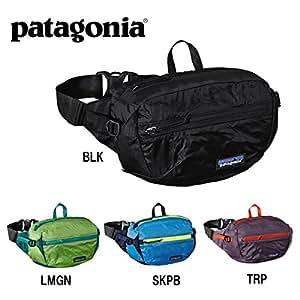 (パタゴニア)Patagonia pat15-48451 ボディーバッグ ウエスト Lightweight Travel Hip Pack 3L 48451 ライトウェイト・トラベル・ヒップ・パック 日本正規品 (UWTB)