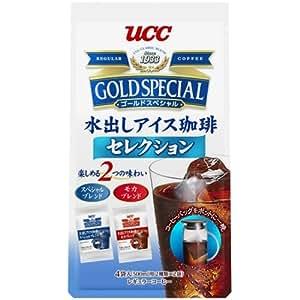 UCC ゴールドスペシャル コーヒーバッグ水出しアイス珈琲セレクション 35g×4P