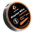 Geek Vape Clapton Wire Kanthal A1 28G×2 32G 15FT カンタル クラプトン ワイヤー