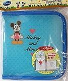 ディズニー ミッキー & ミニー CDケース ブルー 【Mickey & Minnie】 24枚収納