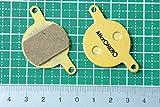 MTB マグラ MAGURA ジュリー Julie 01~08用 type 4.1 and 4.2 ディスクブレーキパッド メタルパッド
