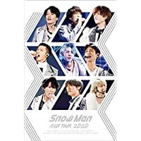 Snow Man ASIA TOUR 2D.2D. (Blu-ray2枚組)(通常盤Blu-ray)