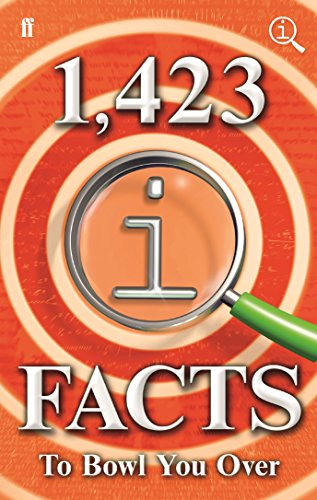 1,423 QI Facts to Bowl You Over (English Edition)