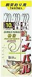 ヤマシタ(YAMASHITA) メバル仕掛 MHD300 10-1.5-2