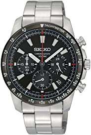 [セイコー]SEIKO 腕時計 クロノグラフ 逆輸入 海外モデル SSB031PC メンズ 【逆輸入品】