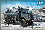 IBG 1/72 イギリス軍 ベッドフォード QL3トン4輪駆動タンクローリー プラモデル PB72082