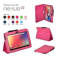 Onway Google Nexus 7ケース–スリムフォリオケースカバーfor Google Nexus 71st 2012世代Android 4.1タブレット Nexus 10