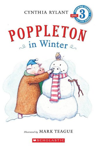 Poppleton in Winter (Scholastic Readers)の詳細を見る