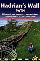 Trailblazer Hadrian's Wall Path: Wallsend (Newcastle) to Bowness-On-Solway - 59 Large-Scale Maps & Guides to 29 Towns and Villages - Planning, Places to Stay, Places to Eat (Trailblazer British Walking Guide)