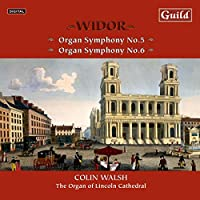 Music of Charles-Marie Widor