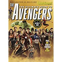 ENTERTAINMENT WEEKLY The Ultimate Guide to Avengers: Ten Years of Marvel Movie Magic