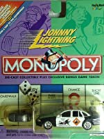 Johnny Lightning Monopoly 70th Anniversary Collection Go to Jail Diecast car By Hasbro [並行輸入品]