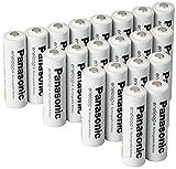 【Amazon.co.jp限定】パナソニック エネループ 単3形充電池 20本パック スタンダードモデル BK-3MCC/20SA