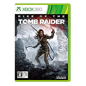 Rise of the Tomb Raider 【CEROレーティング「Z」】 - Xbox360