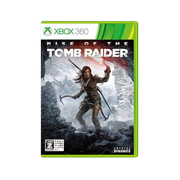 Rise of the Tomb Raider ...の商品画像