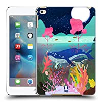 Head Case Designs クジラ アンダーウォーター・イラストレーション iPad mini 4 専用ハードバックケース